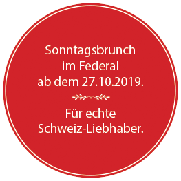 Brasserie Federal Brunch
